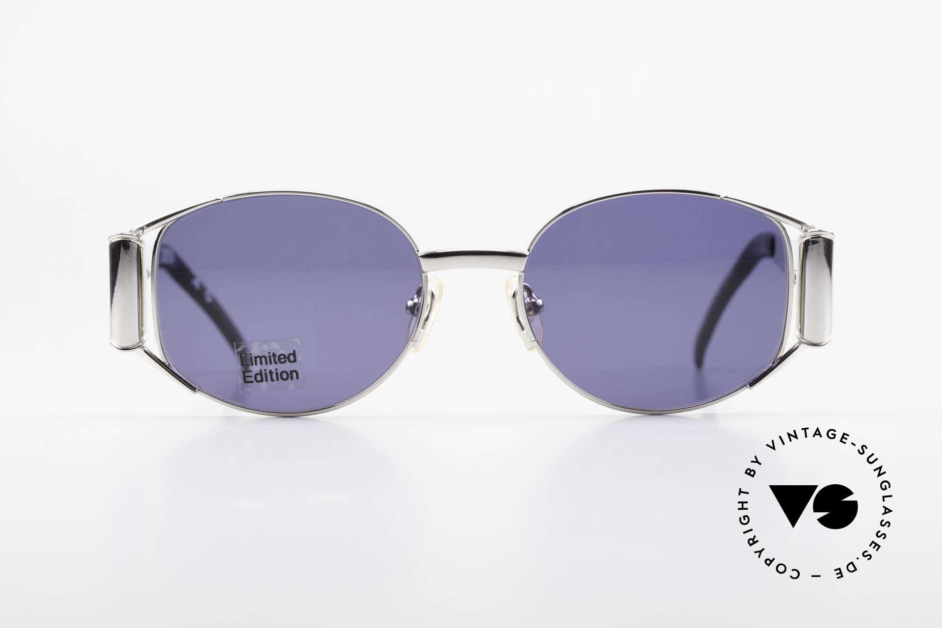 Yohji Yamamoto 52-5107 Limited Edition Sunglasses, extraordinary but subtle design elements; avant-garde!!, Made for Men and Women
