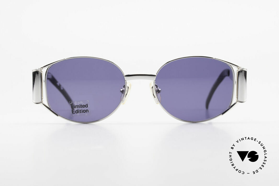 Yohji Yamamoto 52-5107 Limited Edition Sunglasses, extraordinary but subtle design elements; avant-garde!!, Made for Men and Women