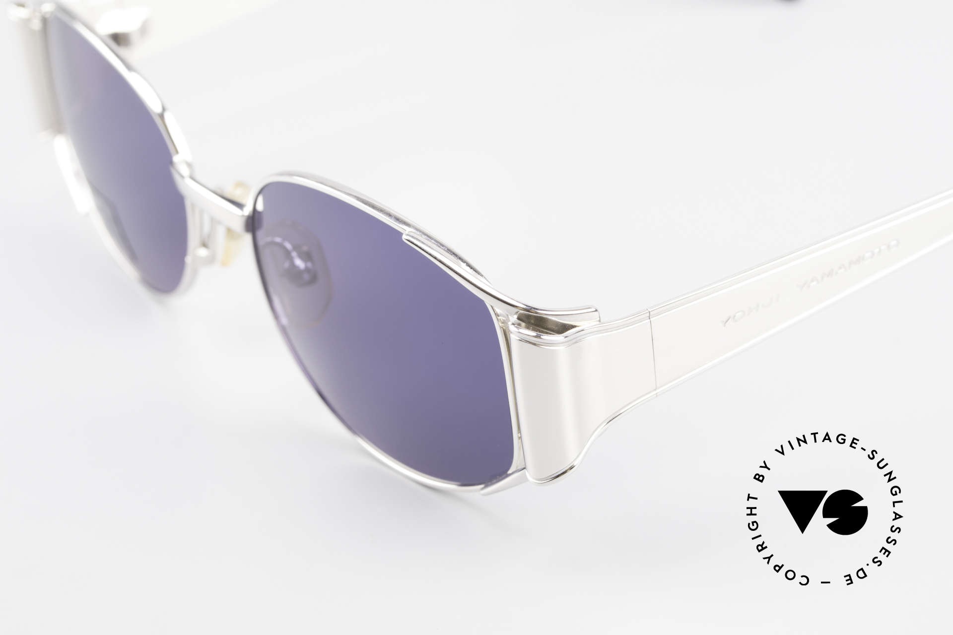 Yohji Yamamoto 52-5107 Limited Edition Sunglasses, LIMITED EDITION: number 40 of only 700pcs, worldwide, Made for Men and Women