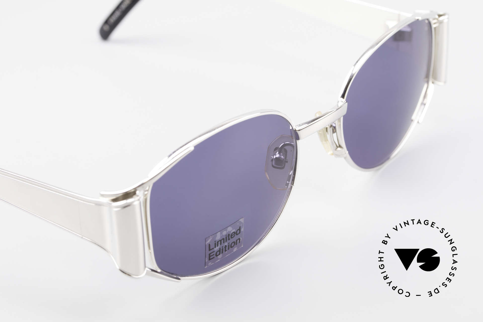 Yohji Yamamoto 52-5107 Limited Edition Sunglasses, unused (like all our Haute Couture designer sunglasses), Made for Men and Women