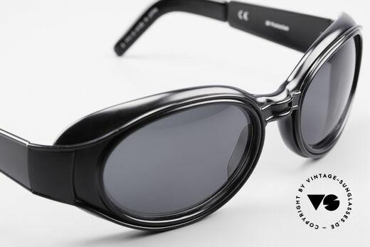 Yohji Yamamoto 52-6202 Sporty XL Designer Sunglasses, Size: extra large, Made for Men and Women