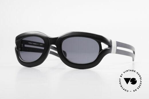 Yohji Yamamoto 52-6001 Rare 90's Designer Sunglasses Details