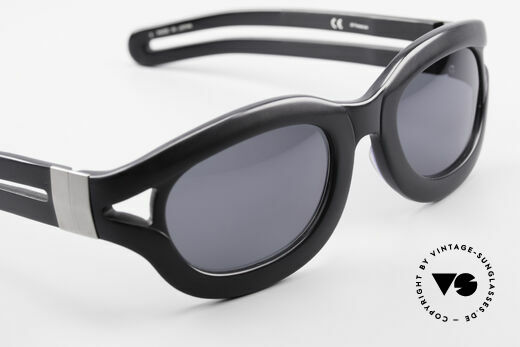 Yohji Yamamoto 52-6001 Rare 90's Designer Sunglasses, NO RETRO shades, but a 25 years old Yamamoto original, Made for Men and Women