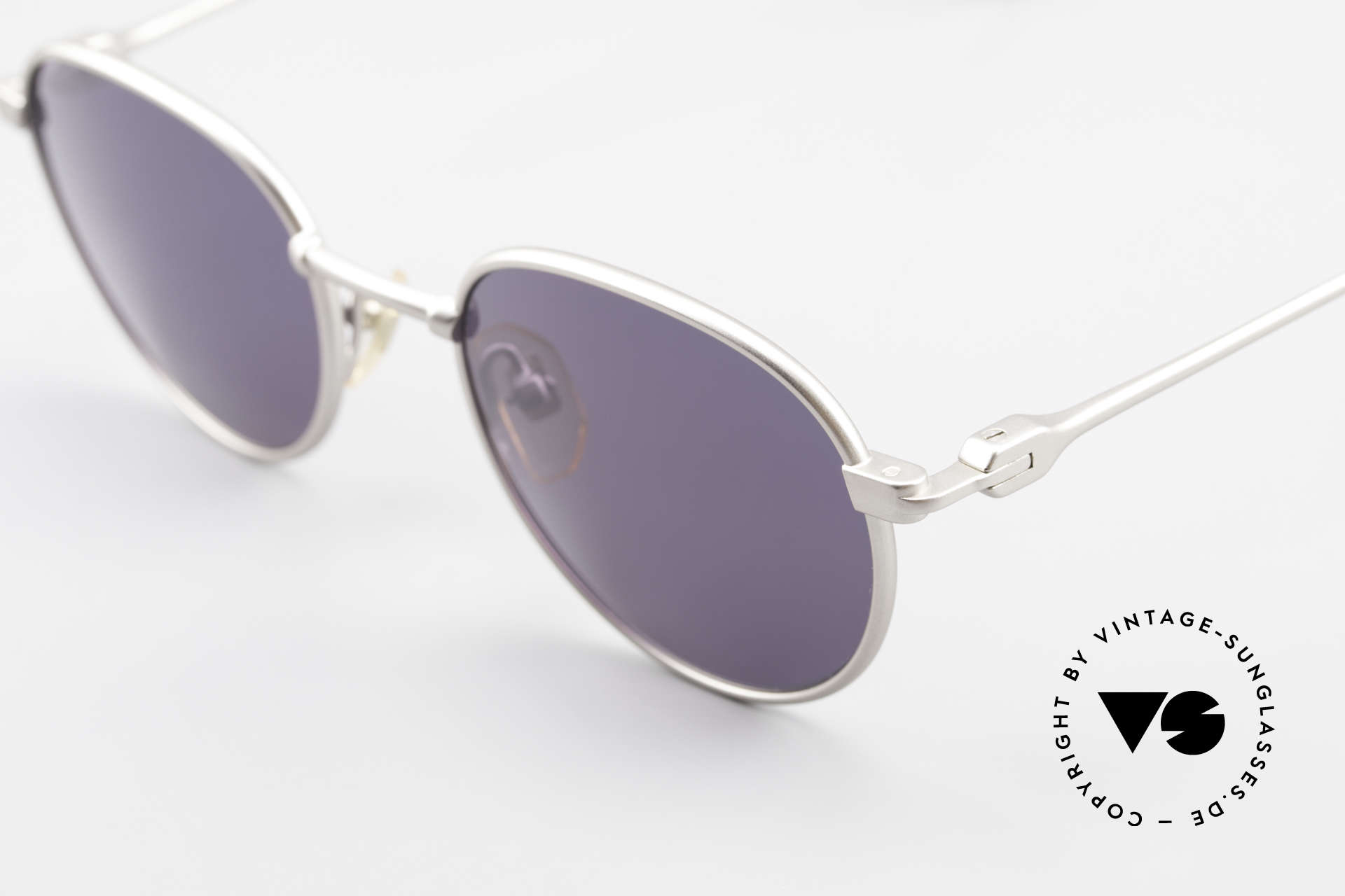 Yohji Yamamoto 52-4102 90's Panto Designer Sunglasses, also this pair seems built to last; 100% UV Protection, Made for Men and Women