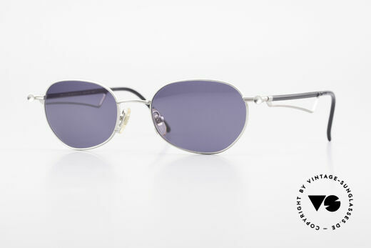 Yohji Yamamoto 52-4108 Titanium Designer Sunglasses Details