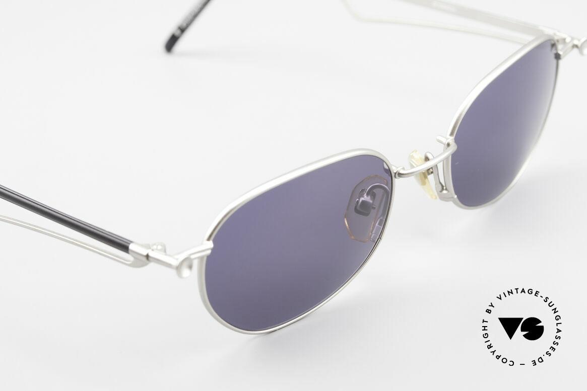 Yohji Yamamoto 52-4108 Titanium Designer Sunglasses