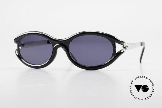 Yohji Yamamoto 52-5201 Designer Shades Made in Japan Details