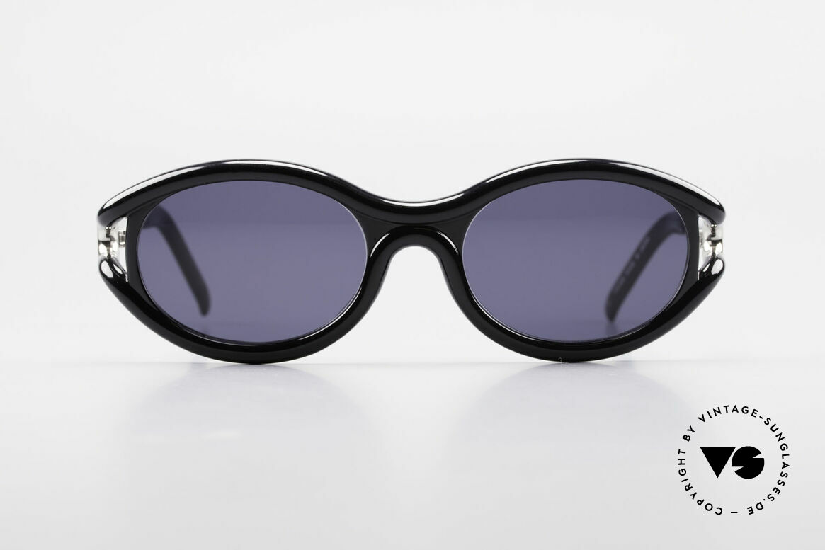 Yohji Yamamoto 52-5201 Designer Shades Made in Japan, extraordinary but subtle design elements; AVANT-GARDE, Made for Men and Women