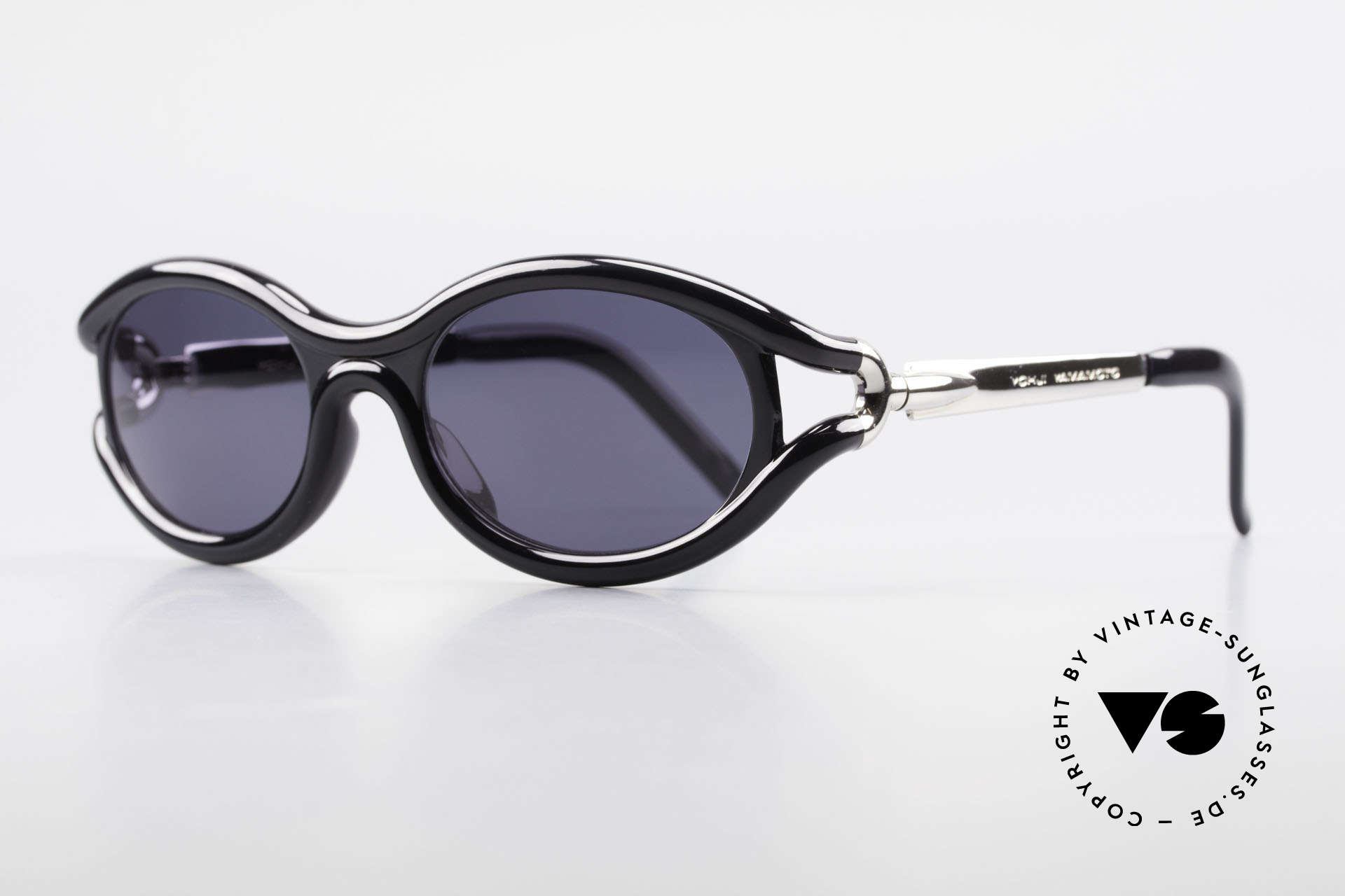 Yohji Yamamoto 52-5201 Designer Shades Made in Japan, outstanding materials and craftsmanship; made in Japan, Made for Men and Women