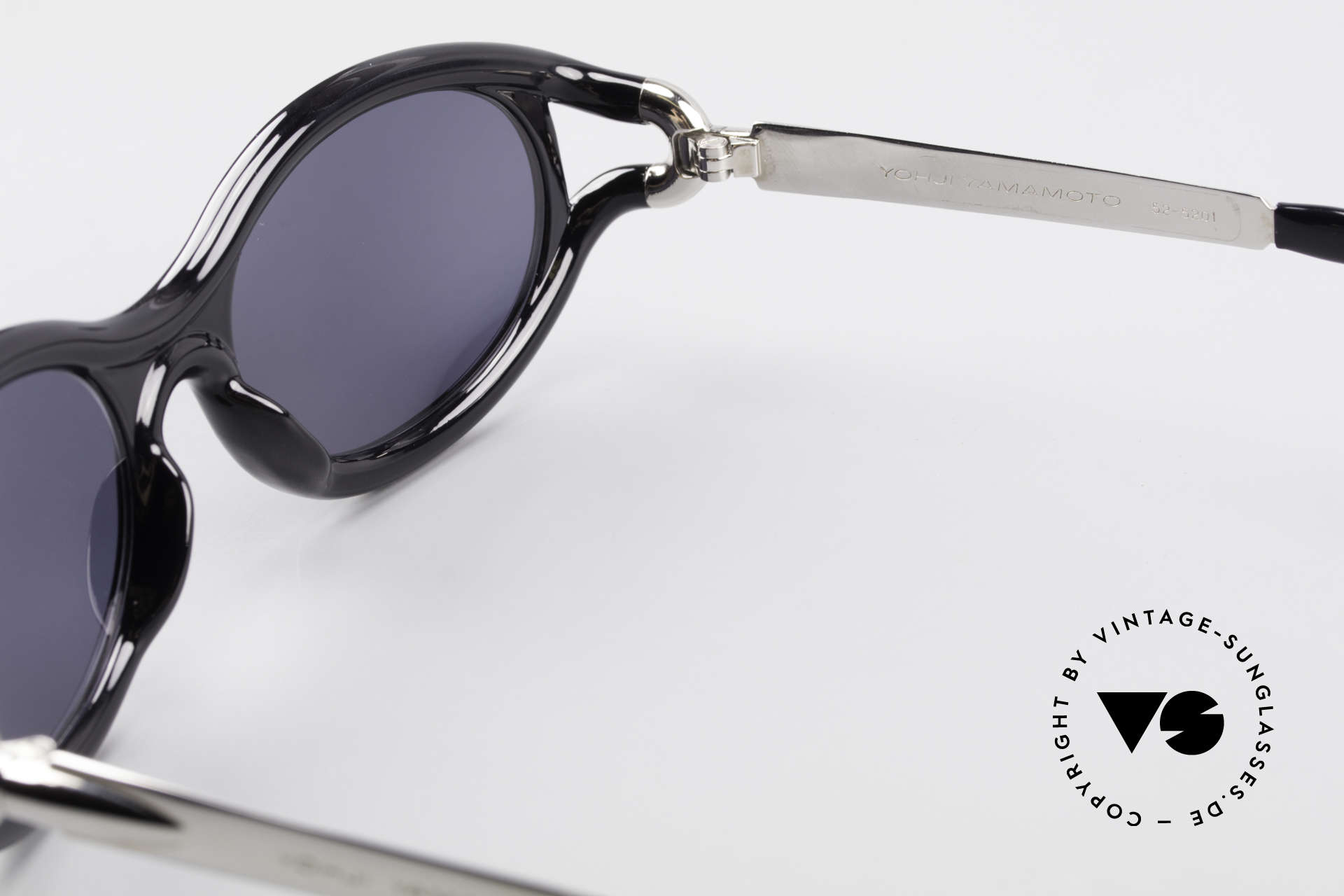 Yohji Yamamoto 52-5201 Designer Shades Made in Japan, Size: medium, Made for Men and Women