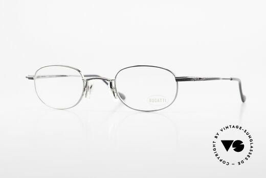 Bugatti 23562 Rare 90's Luxury Eyeglasses Details
