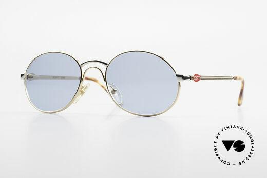 Bugatti 03308 True Vintage 80's Sunglasses Details