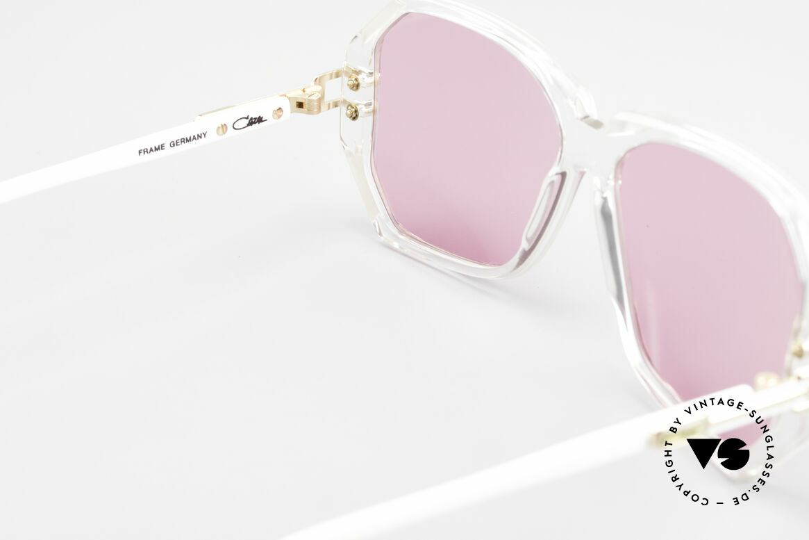 Cazal 169 Pink Vintage Designer Shades