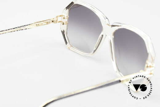 Cazal 169 90's Vintage Ladies Sunglasses, NO RETRO specs, but a genuine 28 years old original, Made for Women