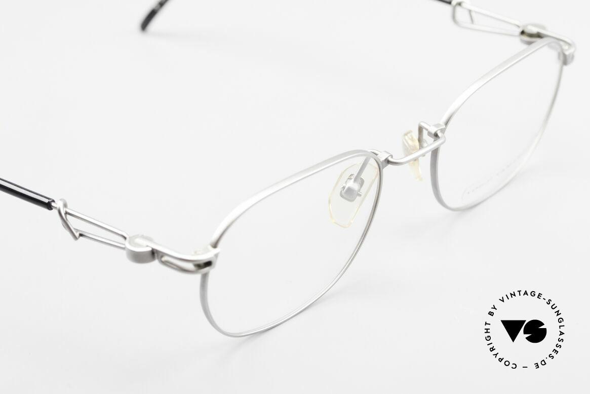 Yohji Yamamoto 51-4113 Titanium Designer Eyeglasses