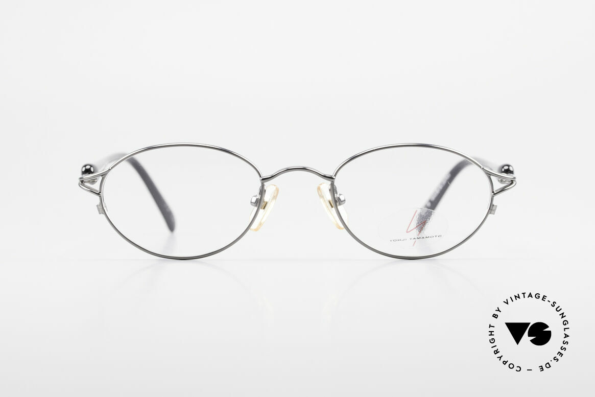 Yohji Yamamoto 51-7210 No Retro Shades Clip-On 90's, Size: small, Made for Men and Women