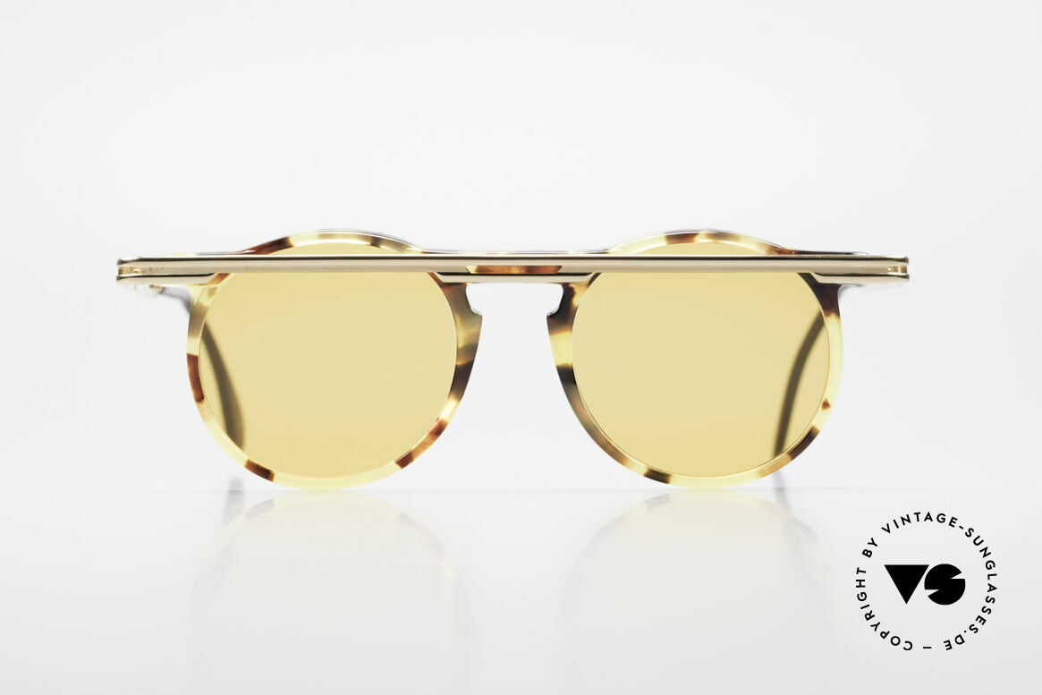 Cazal 648 90's Cari Zalloni Sunglasses, worn by the designer - Cari Zalloni (see the booklet), Made for Men and Women