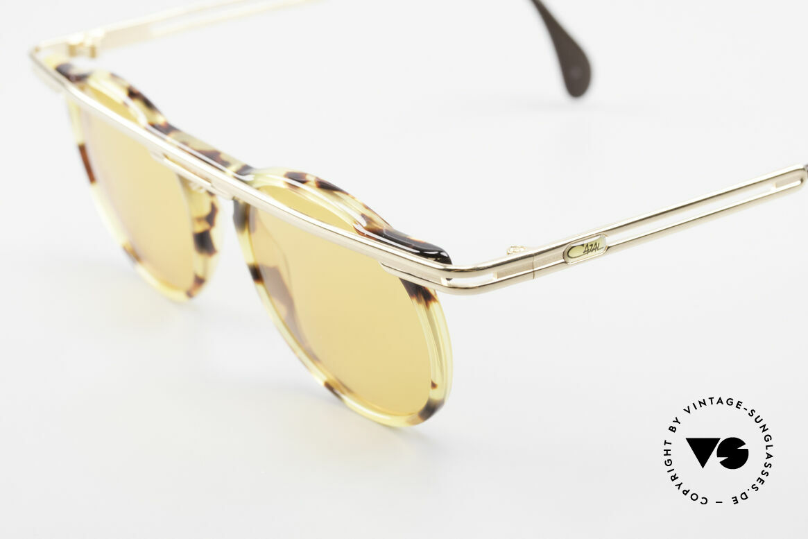 Cazal 648 90's Cari Zalloni Sunglasses, a true 90's masterpiece - just precious and distinctive, Made for Men and Women