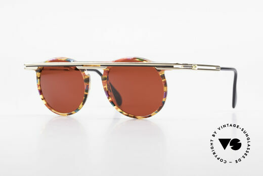 Cazal 648 Original Old Cazal Sunglasses Details