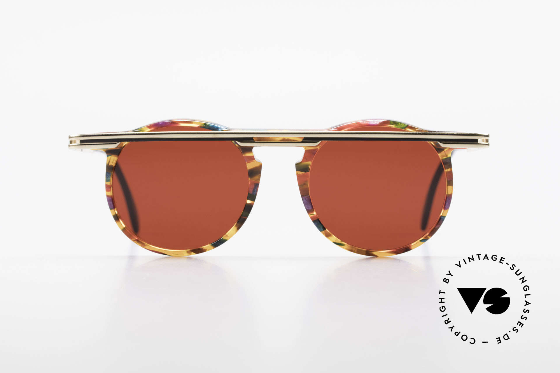 Cazal 648 Original Old Cazal Sunglasses, worn by the designer - Cari Zalloni (see the booklet), Made for Men and Women