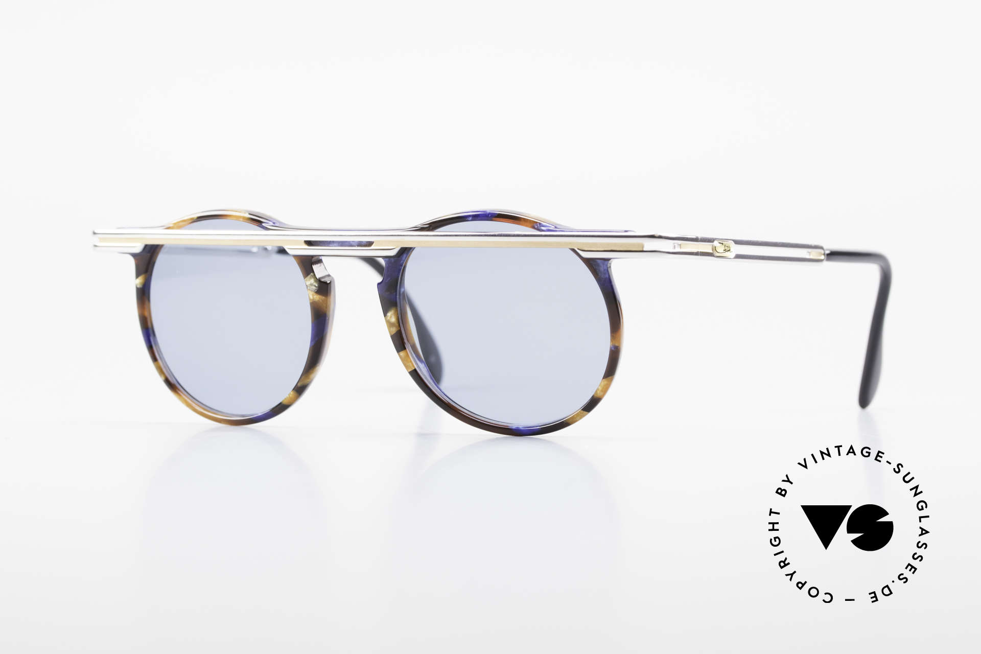 Cazal 648 Old Cari Zalloni Sunglasses, extraordinary CAZAL vintage sunglasses from 1990, Made for Men and Women