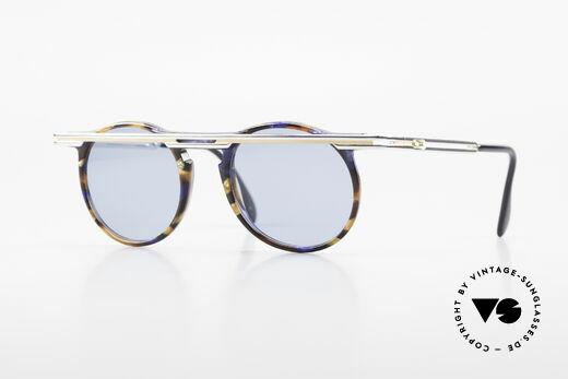 Cazal 648 Old Cari Zalloni Sunglasses Details