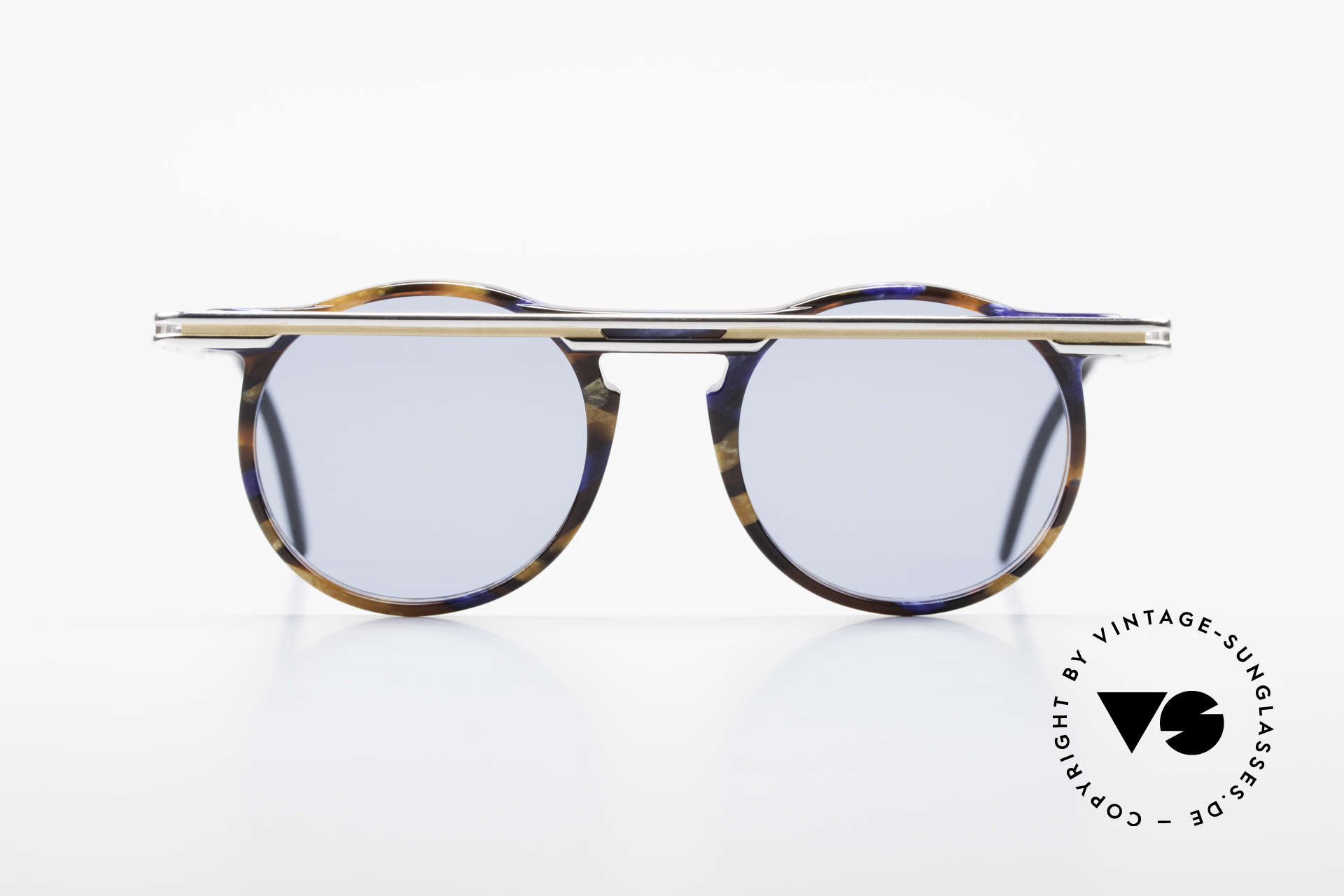 Cazal 648 Old Cari Zalloni Sunglasses, worn by the designer - Cari Zalloni (see the booklet), Made for Men and Women