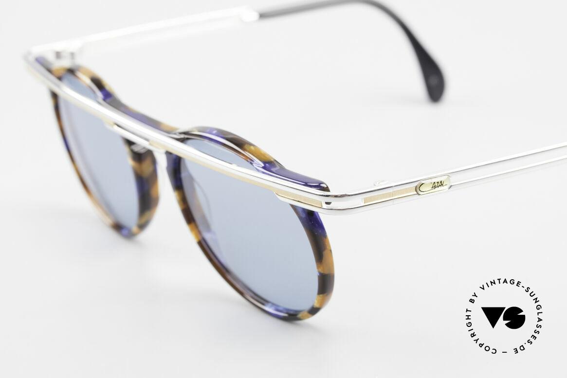 Cazal 648 Old Cari Zalloni Sunglasses, a true 90's masterpiece - just precious and distinctive, Made for Men and Women