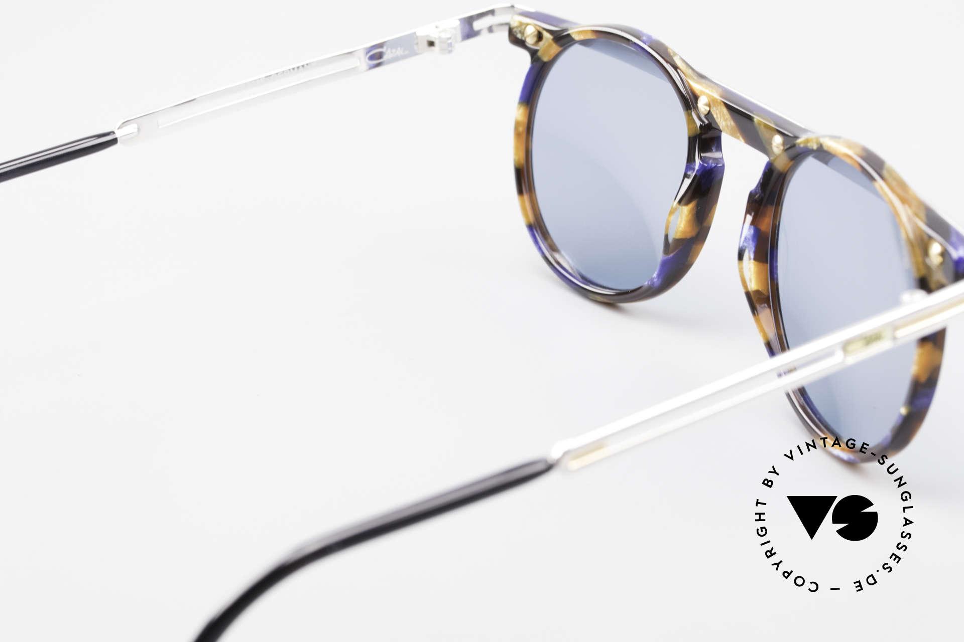 Cazal 648 Old Cari Zalloni Sunglasses, NO RETRO EYEWEAR, but a 29 years old ORIGINAL!, Made for Men and Women