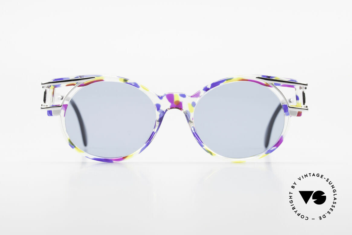 Cazal 353 Old School Hip Hop Shades 90s, at that time, the HIP-HOP eyeglasses par excellence, Made for Men and Women
