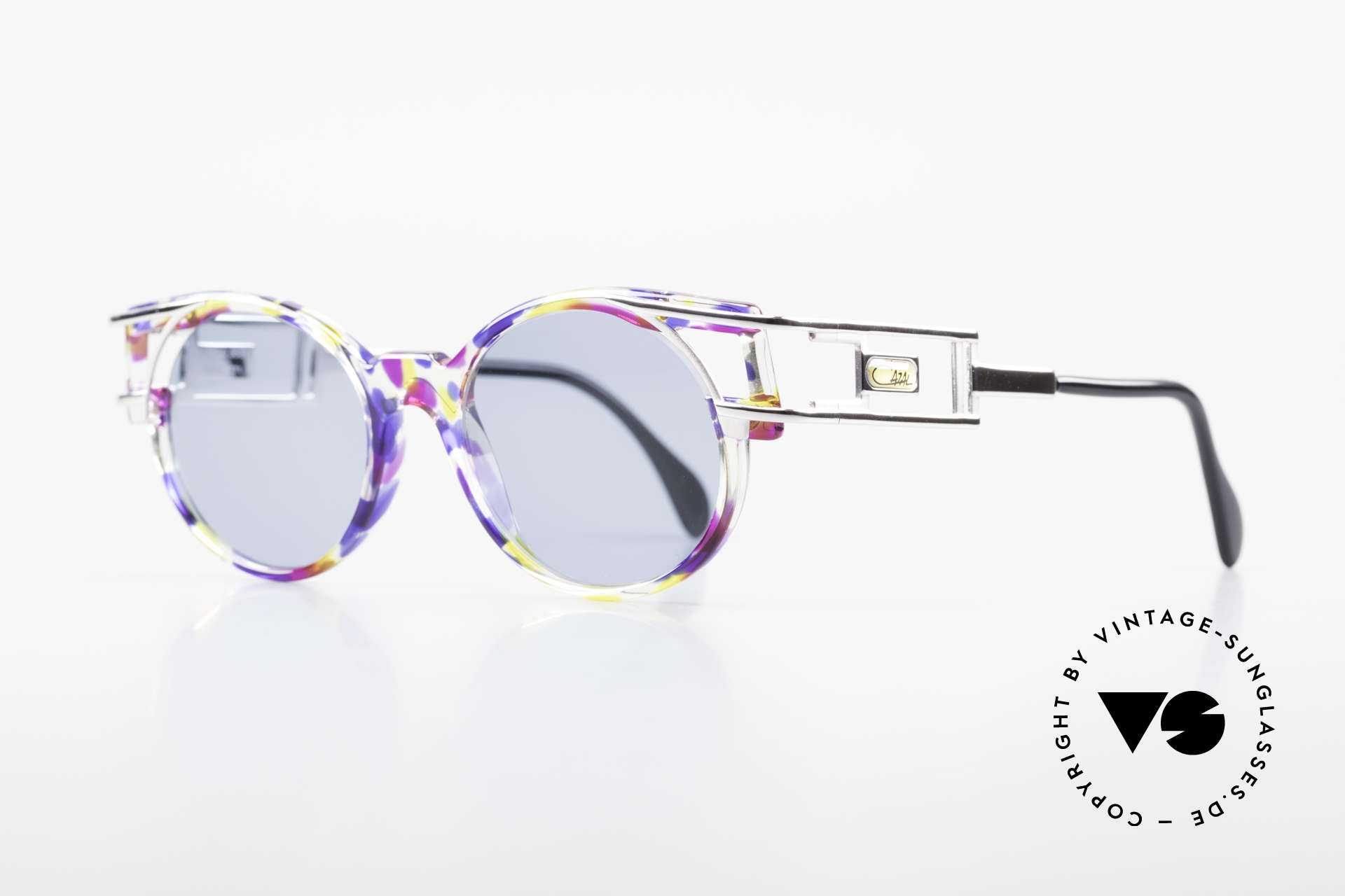 Cazal 353 Old School Hip Hop Shades 90s, temple design is identical to the legendary Cazal 958, Made for Men and Women