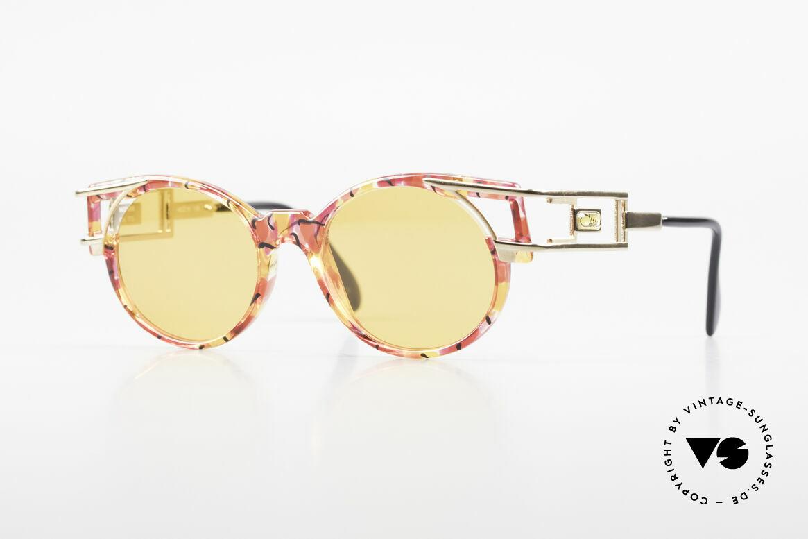 Cazal 353 Hip Hop Old School Sunglasses