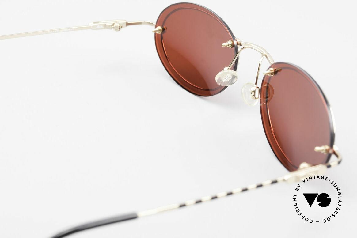 Cazal 770 90's Vintage Sunglasses Oval