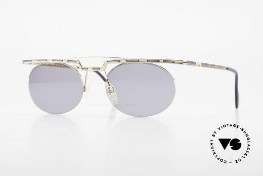 Cazal 758 Original 90s Cazal Sunglasses Details