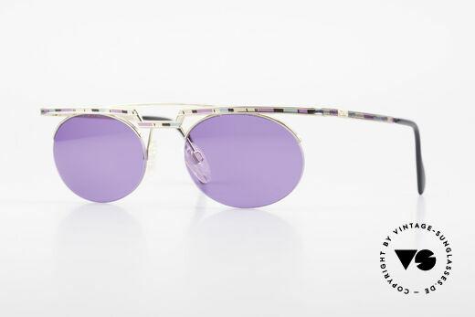 Cazal 758 No Retro Cazal Sunglasses 90s Details