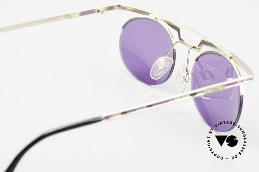 Cazal 758 No Retro Cazal Sunglasses 90s, new old stock (like all our rare old vintage Cazal eyewear), Made for Men and Women