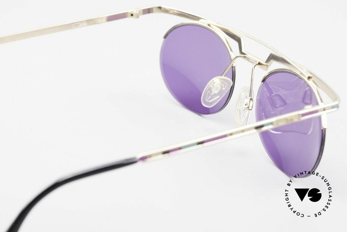 Cazal 758 No Retro Cazal Sunglasses 90s
