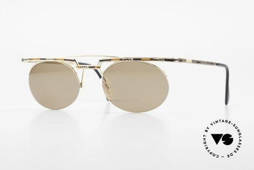 Cazal 758 Original Cazal Sunglasses 90's Details