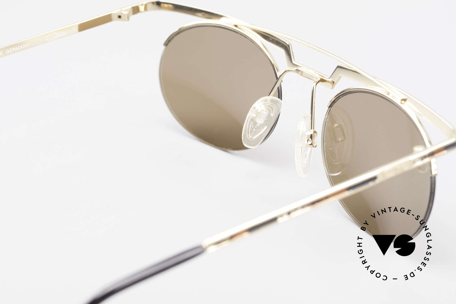 Cazal 758 Original Cazal Sunglasses 90's, new old stock (like all our rare old vintage Cazal eyewear), Made for Men and Women