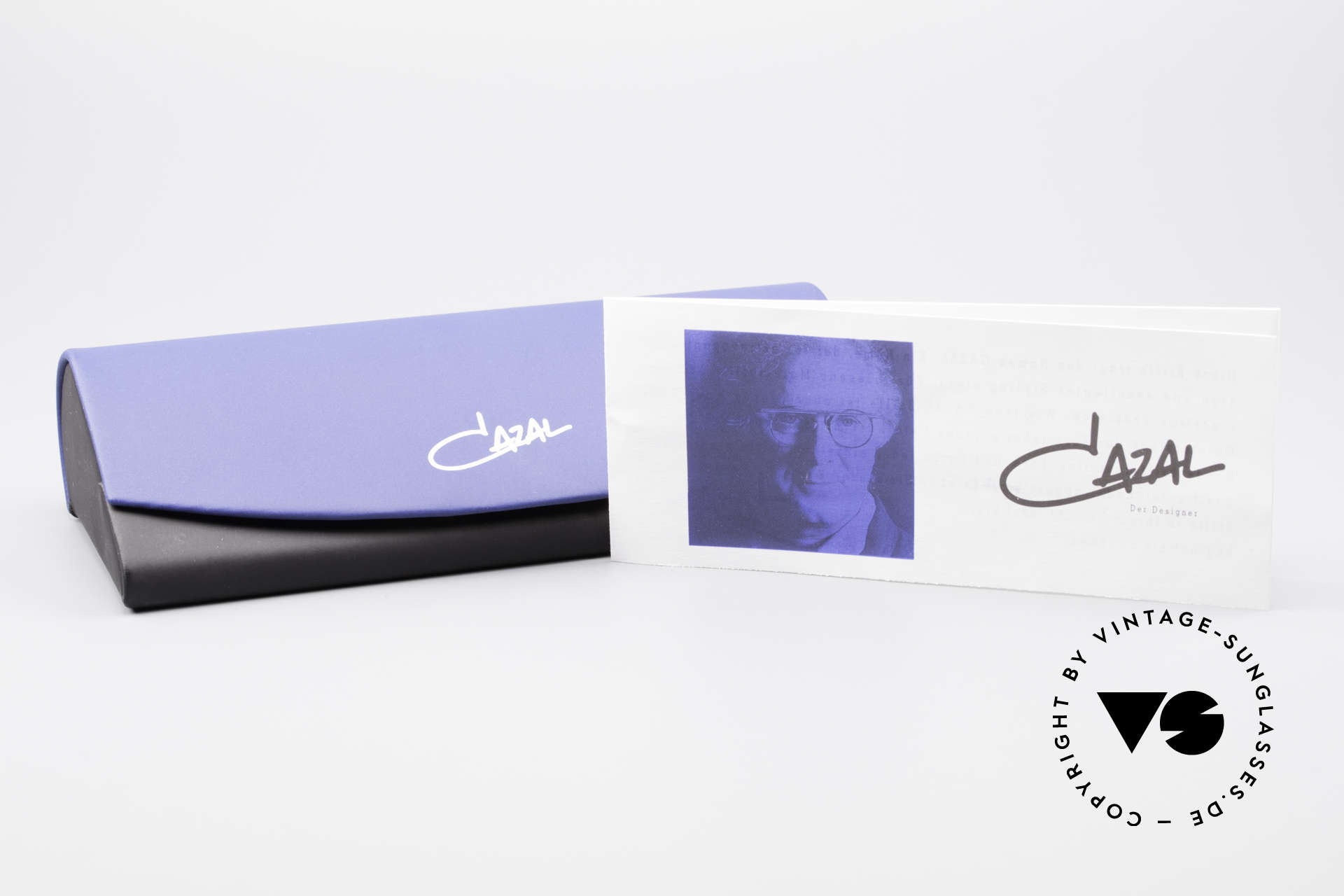 Cazal 758 Original Cazal Sunglasses 90's, NO RETRO shades, but an authentic 20 years old original, Made for Men and Women