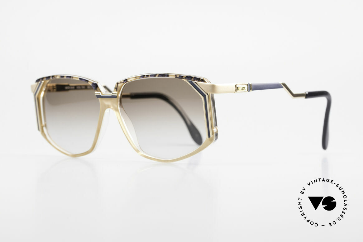 Cazal 346 Hip Hop Designer Sunglasses, part of the American HIP-HOP-scene, at that time!, Made for Men and Women