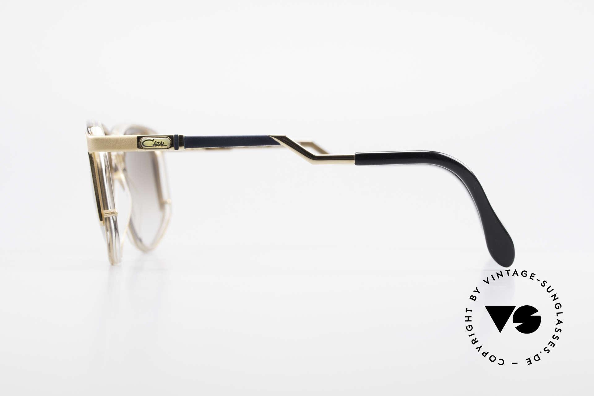 Cazal 346 Hip Hop Designer Sunglasses, never worn (like all of our vintage Cazal sunglasses), Made for Men and Women