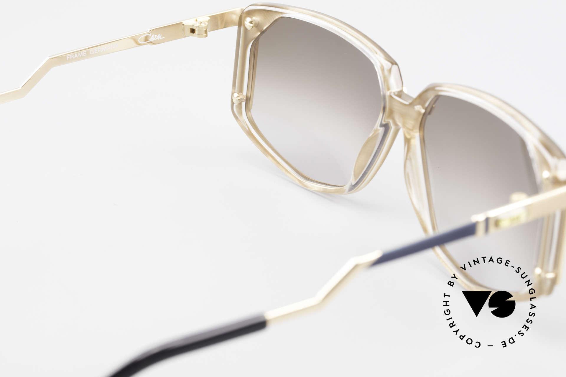Cazal 346 Hip Hop Designer Sunglasses, Size: medium, Made for Men and Women
