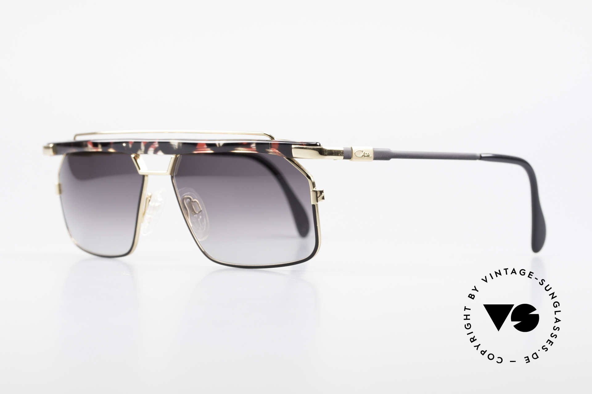 Cazal 752 Ultra Rare Vintage Sunglasses, extremely RARE (made in a small quantity only), Made for Men