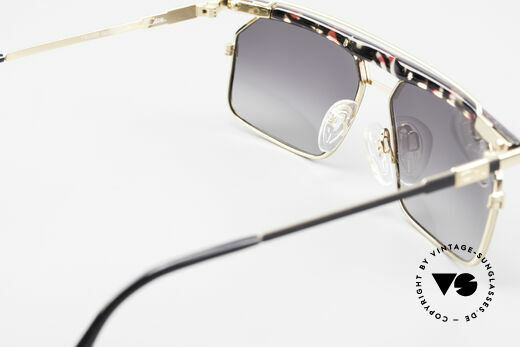 Cazal 752 Ultra Rare Vintage Sunglasses, never used (like all our vintage CAZAL eyewear), Made for Men