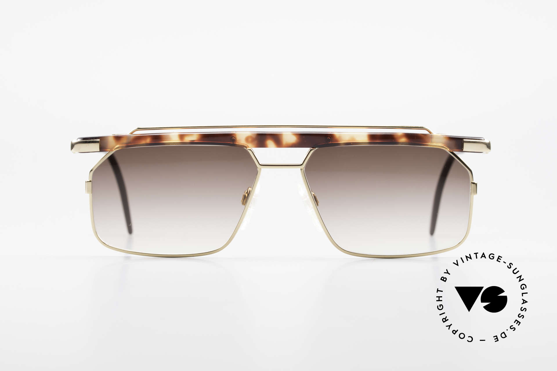 Cazal 752 Ultra Rare Vintage Shades 90's, one of the last models designed by CAri ZALloni, Made for Men