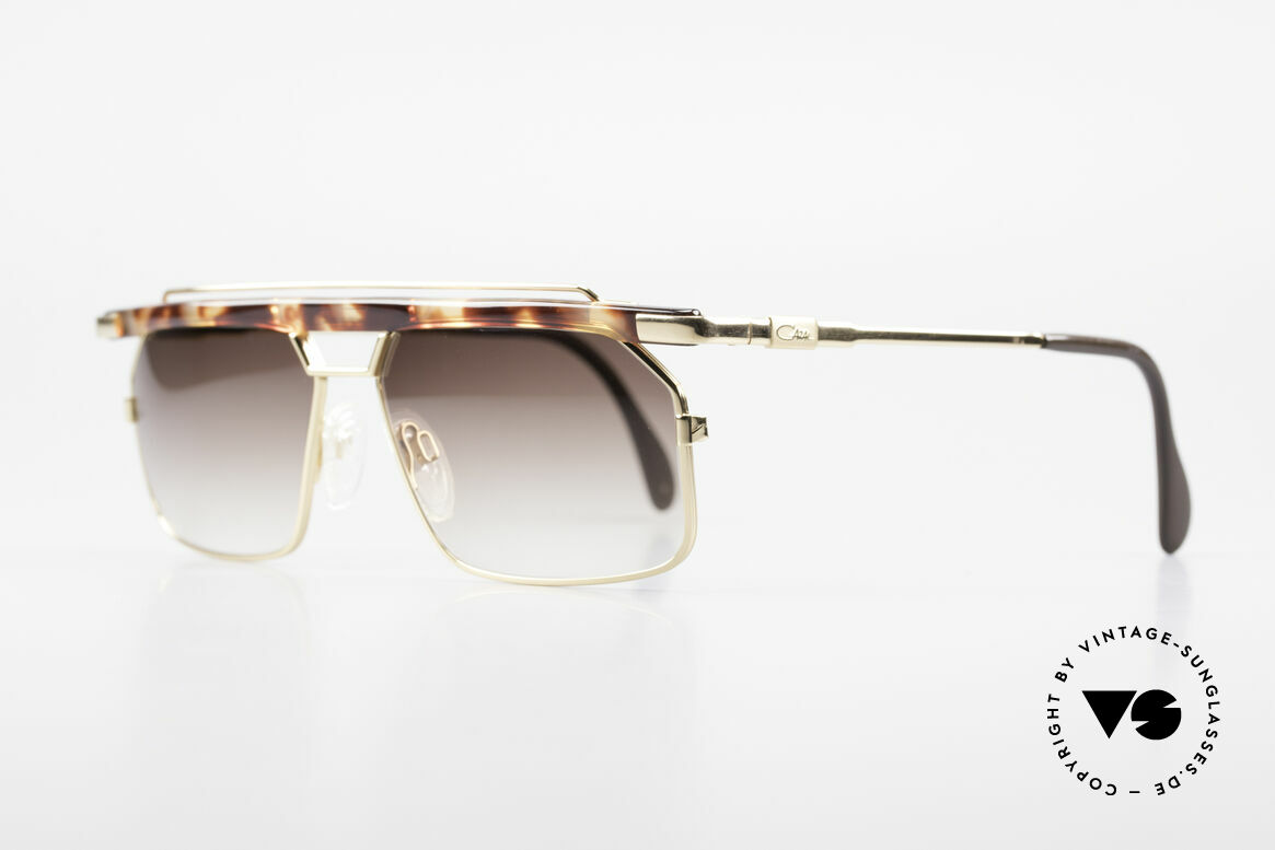 Cazal 752 Ultra Rare Vintage Shades 90's, extremely rare (made in a small quantity only), Made for Men