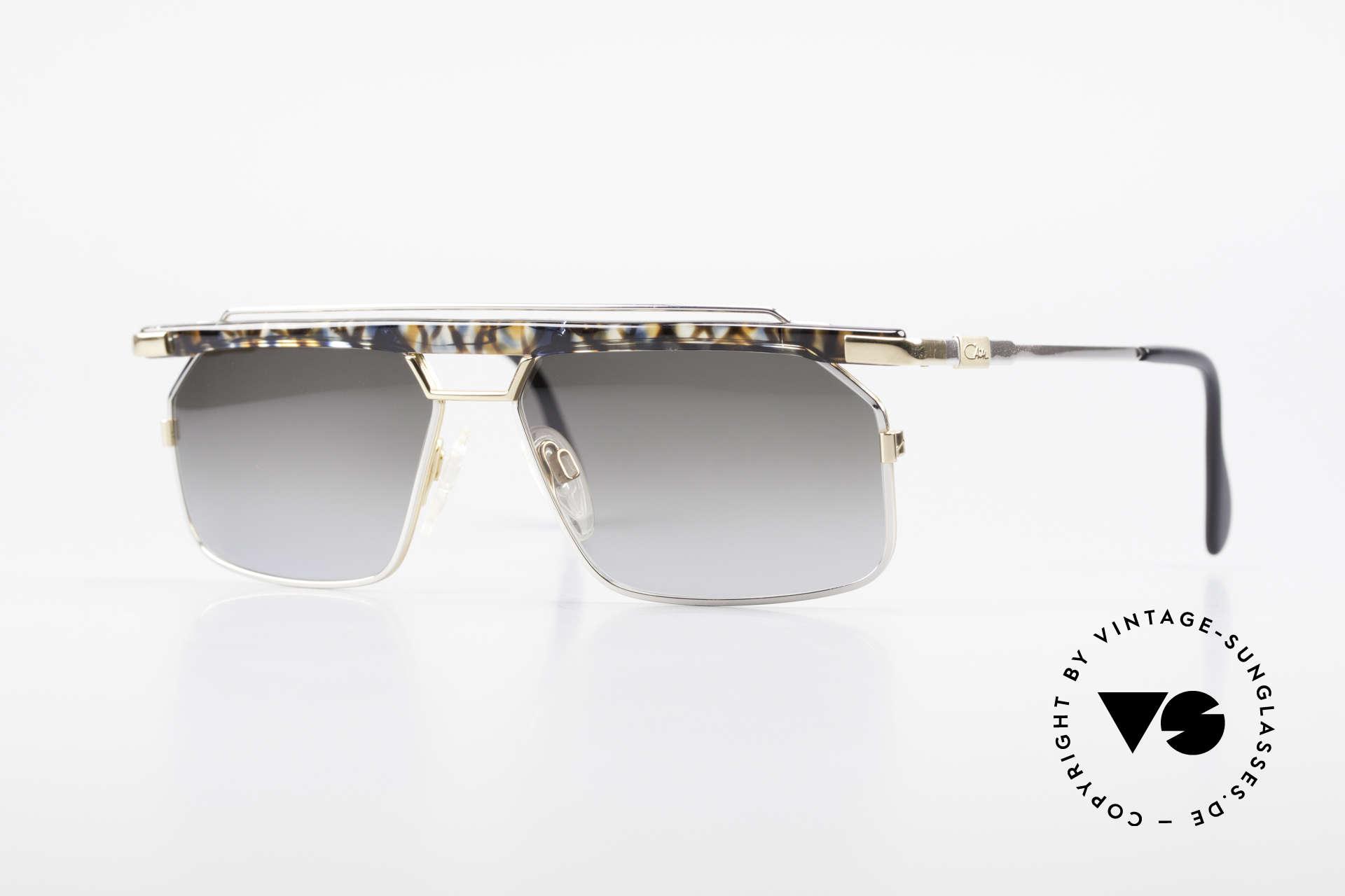 Cazal 752 Extraordinary Vintage Shades, extraordinary & striking Cazal shades from 1993, Made for Men