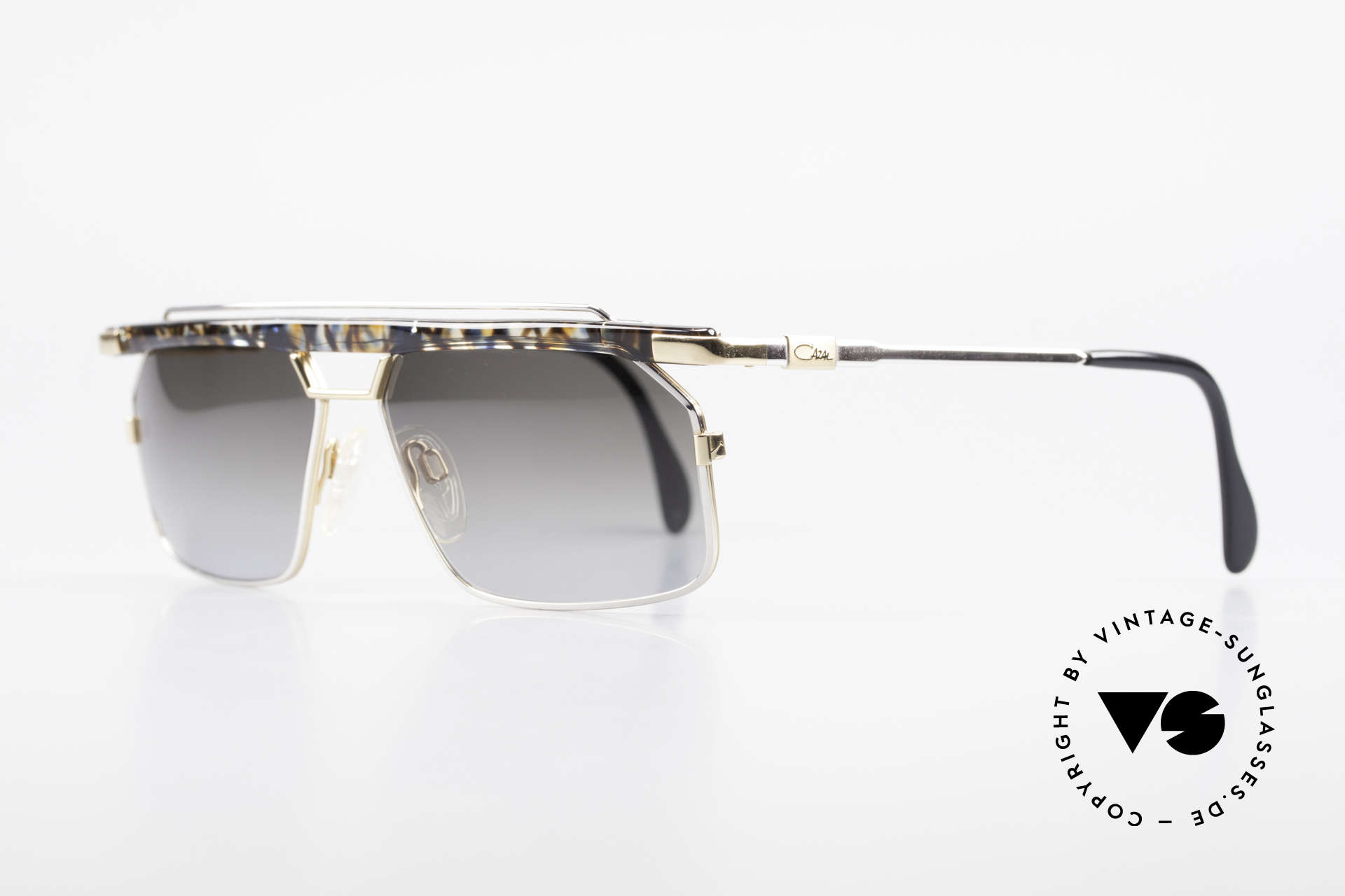 Cazal 752 Extraordinary Vintage Shades, extremely rare (made in a small quantity only), Made for Men