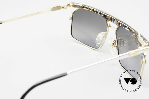 Cazal 752 Extraordinary Vintage Shades, never used (like all our vintage CAZAL eyewear), Made for Men